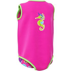 Zoggs Sea Unicorn Envoltura para bebé Niñas, rosa
